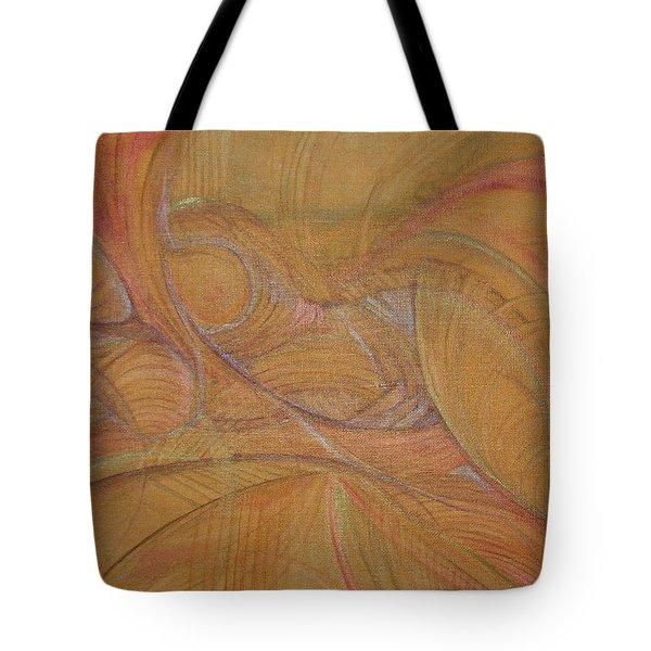 Abalone Tote Bag by Caroline Czelatko