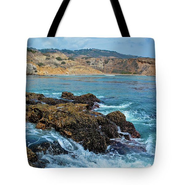 Abalone Cove Shoreline Park Sacred Cove Tote Bag