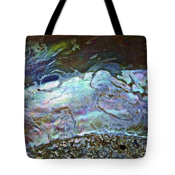 Abalone Stories Tote Bag by Gwyn Newcombe