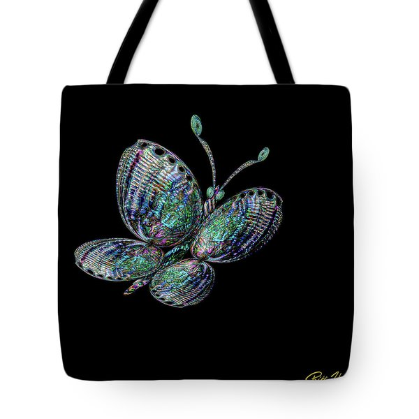 Abalonefly Tote Bag
