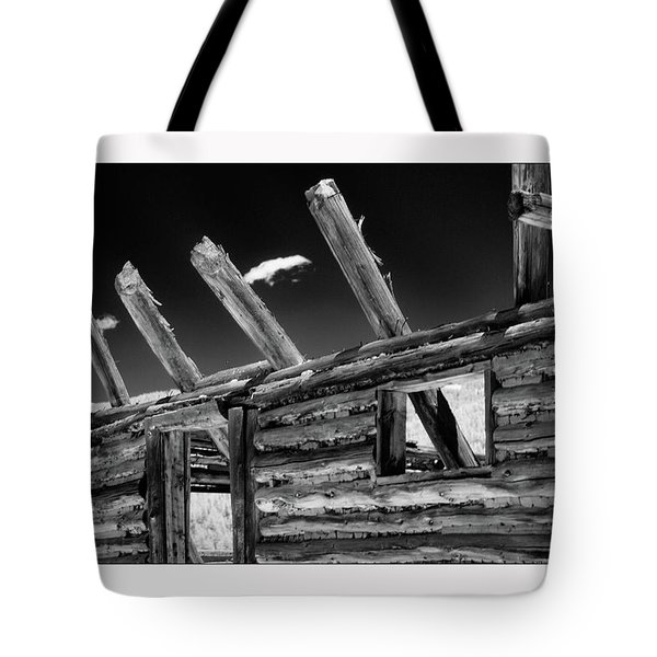 Abandon View Tote Bag