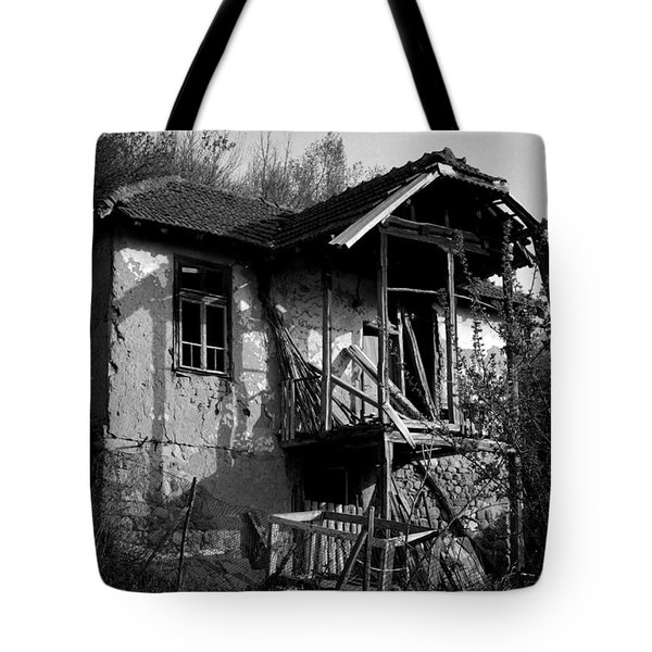 Abandoned And Forgotten 3 Tote Bag