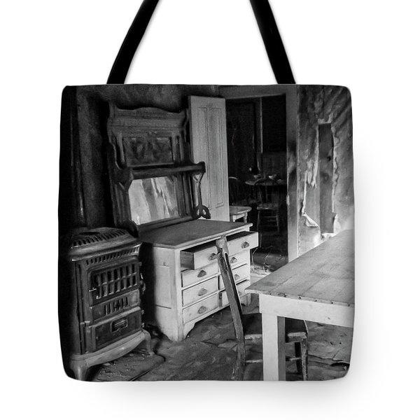 Abandoned And Weathered Tote Bag