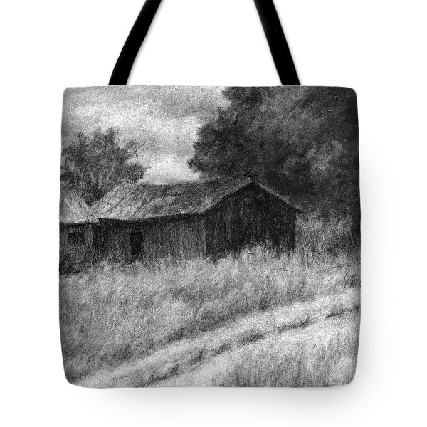 Abandoned Barns Tote Bag