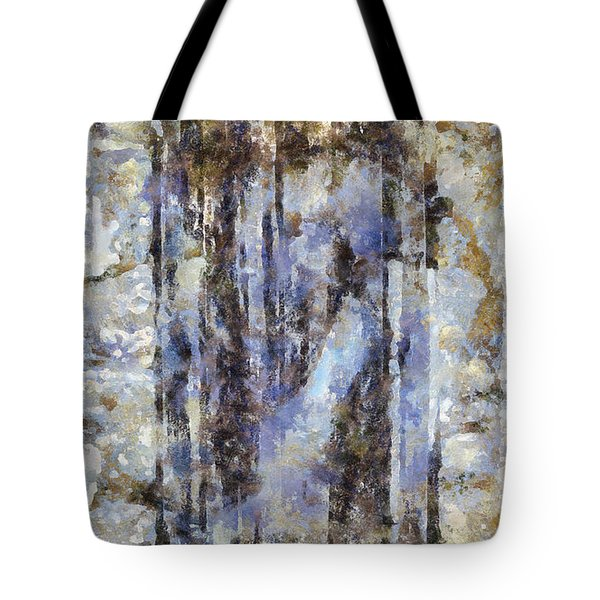 Abandoned Beauty Tote Bag by Shirley Stalter