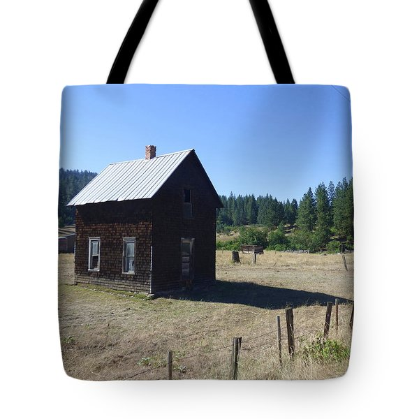 Abandoned But Not Forgotten Tote Bag