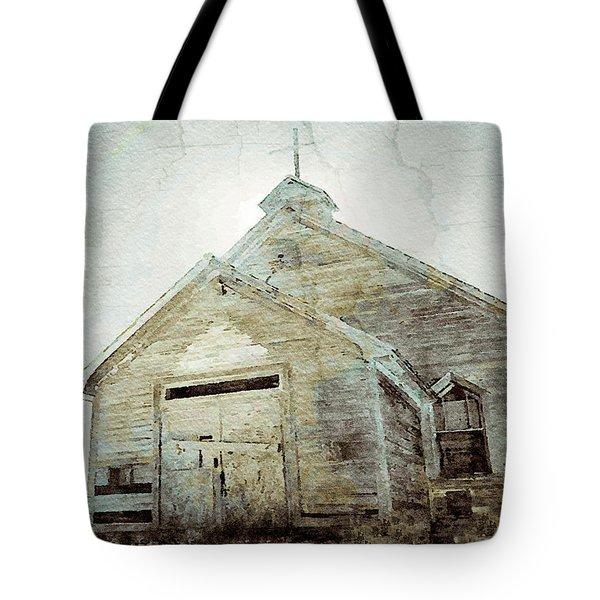 Abandoned Church 1 Tote Bag