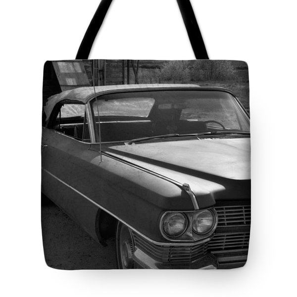Abandoned Classic Tote Bag by Richard Rizzo