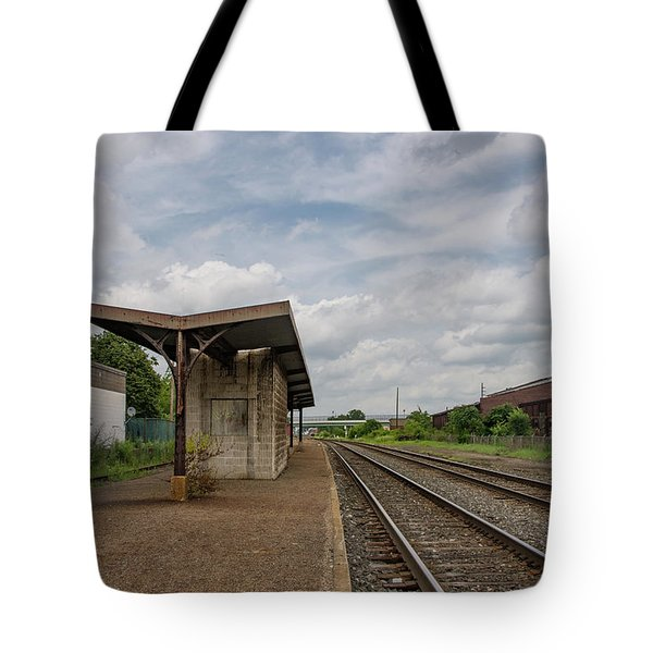 Abandoned Depot Tote Bag