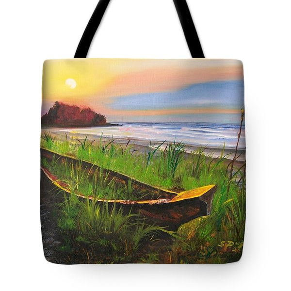 Abandoned Dhow  Tote Bag