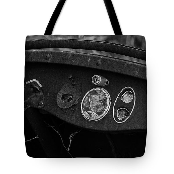 Tote Bag featuring the photograph Abandoned Dreams by Travis Burgess