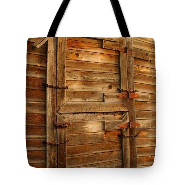 Abandoned Tote Bag by Idaho Scenic Images Linda Lantzy