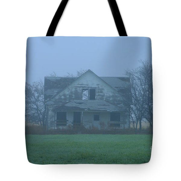 Abandoned In Oklahoma Tote Bag