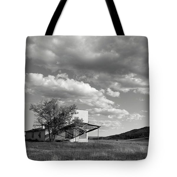Abandoned In Wyoming Tote Bag