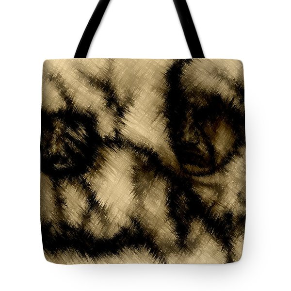 Abandoned Tote Bag by Rafi Talby