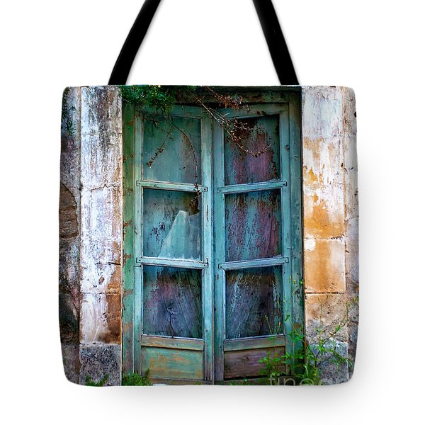 Abandoned Sicilian Sound Of Noto Tote Bag