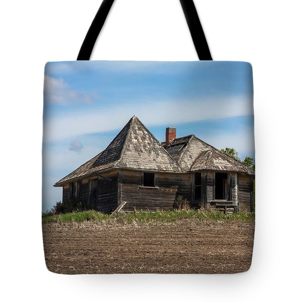 Abandoned2 Tote Bag