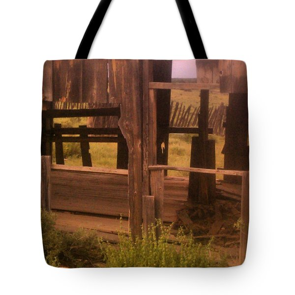 #abandonned #old #building #decay Tote Bag