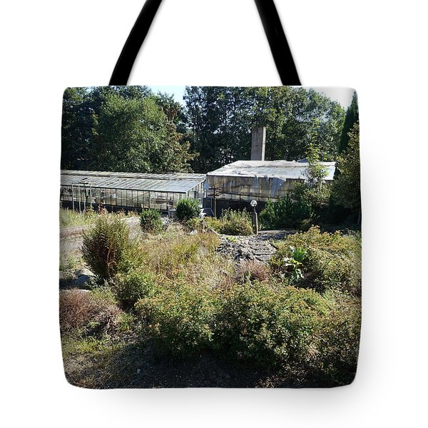 Abanoned Old Horticulture Tote Bag