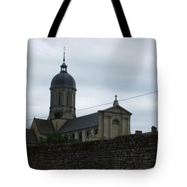 Abbey De Juaye Mondaye Tote Bag