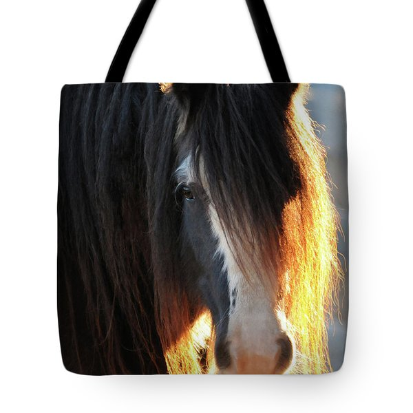 Abbey Glowing Tote Bag