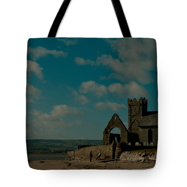 Abbeyside Church Tote Bag