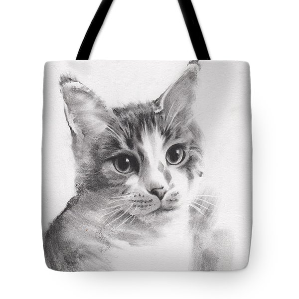 Abbie Tote Bag by Paul Davenport