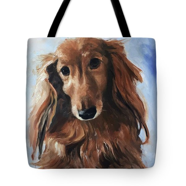 Abby Tote Bag by Diane Daigle