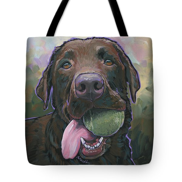 Abby Tote Bag by Nadi Spencer