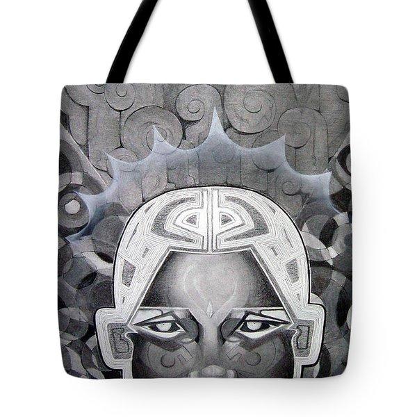 Abcd Tote Bag