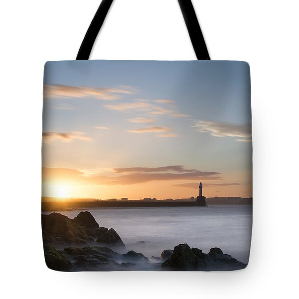 Aberdeen Sunset Tote Bag