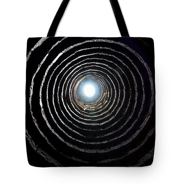 Tote Bag featuring the photograph Aberdour Castle Dovecot by Jeremy Lavender Photography