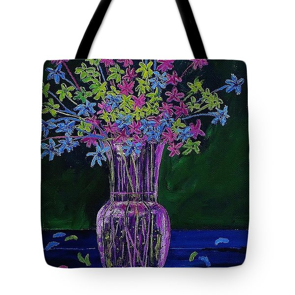 Aberrant Beauty Tote Bag by Mike Caitham
