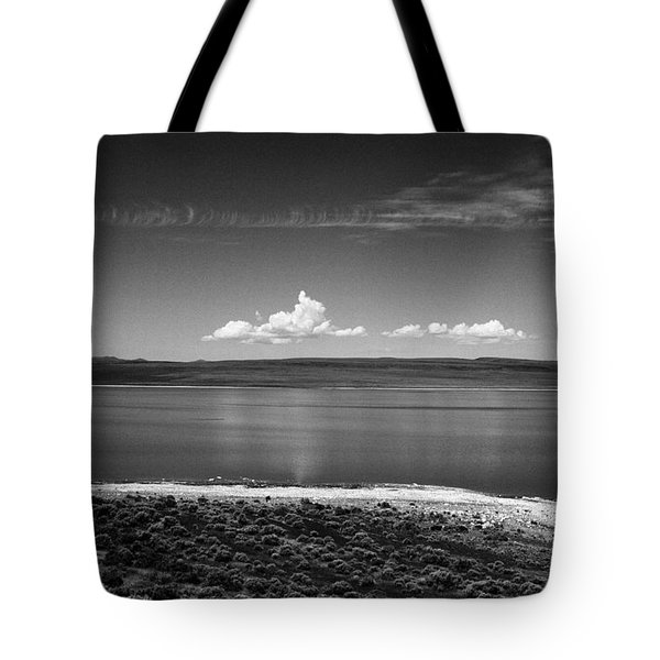 Tote Bag featuring the photograph Abert Lake by Hugh Smith