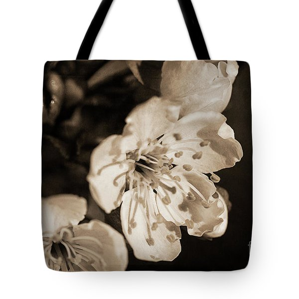 Tote Bag featuring the photograph Abiding Elegance by Linda Lees