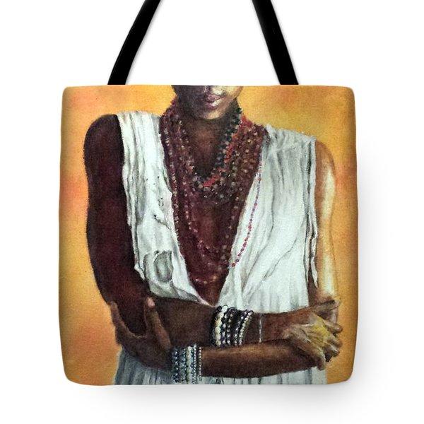 Abigail Tote Bag by G Cuffia