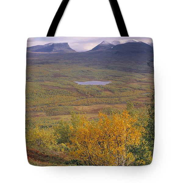 Abisko Nationalpark Tote Bag