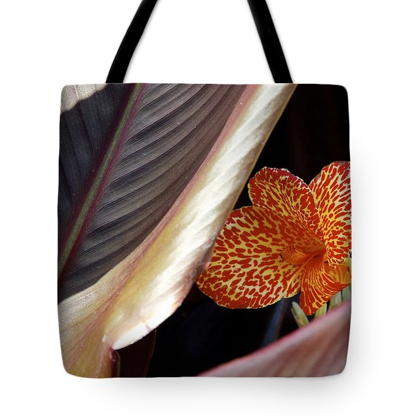 Ablaze In Color Tote Bag