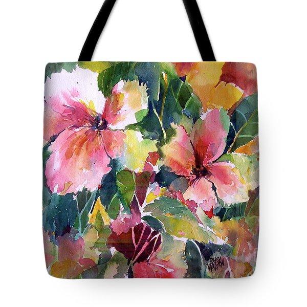 Abloom Tote Bag