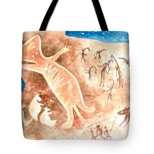 Aboriginal  Tote Bag