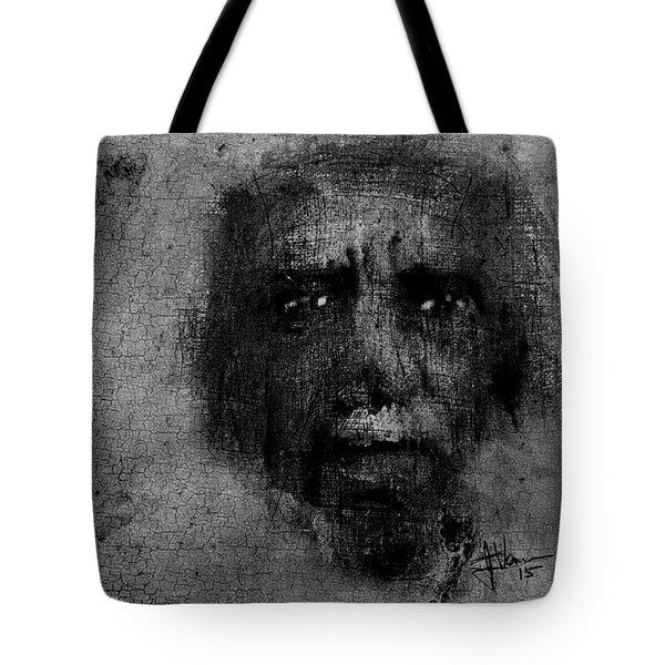 Aboriginal Tote Bag by Jim Vance