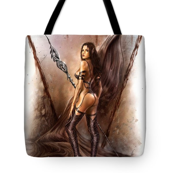 About Elves And Steel  Tote Bag