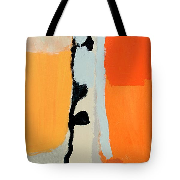 About Face Tote Bag