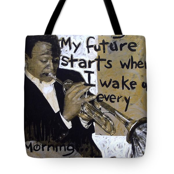 About My Future Tote Bag
