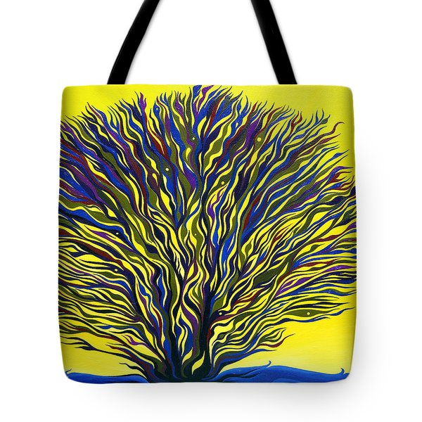 About To Sprout Tote Bag