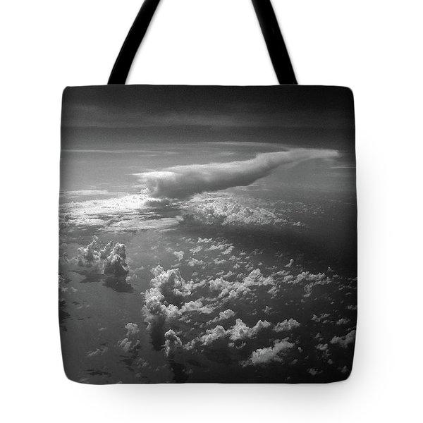 Above Earth 1 Tote Bag by Cedric Hampton