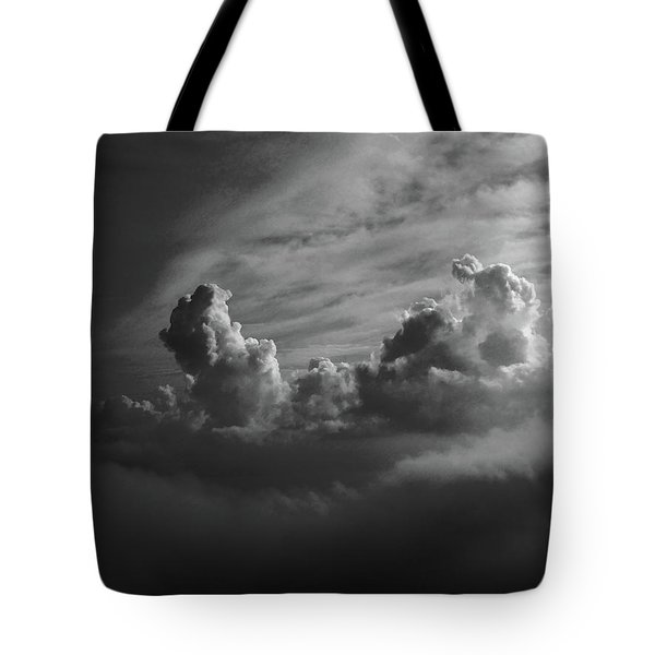 Above Earth 4 Tote Bag