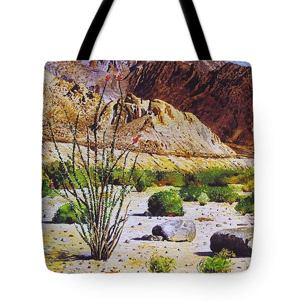 Above La Quinta Tote Bag