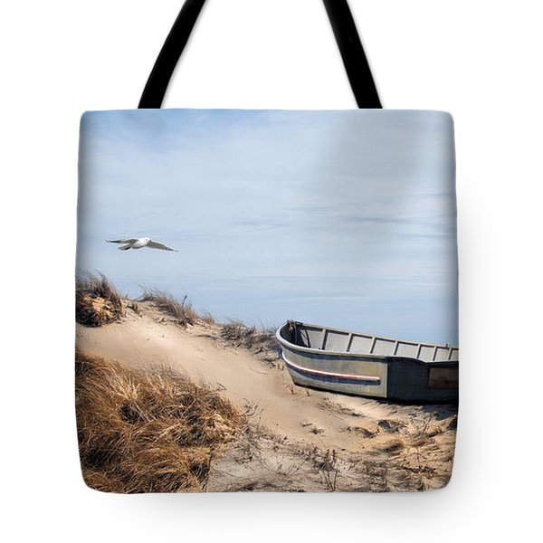 Above Sea Level Tote Bag