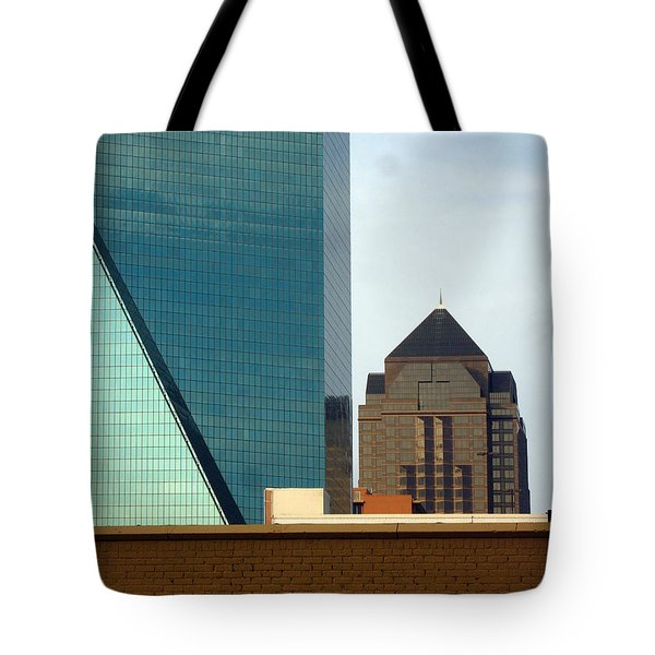 Above The Fray Tote Bag